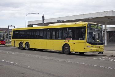 Hillsbus at Castle Hill interchange