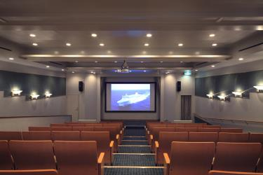 Movie Theater on Ferry