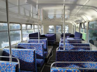 Stagecoach UK Bus interior