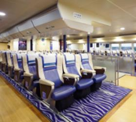 Ferry Interior First Class