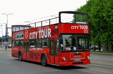 Hansabuss city tour