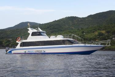 Fastboat Exterior
