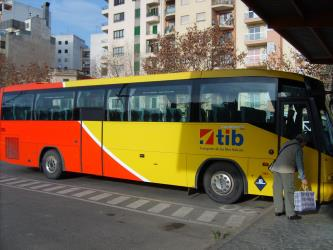 Tib Bus and Seats