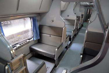 Second Class Interior
