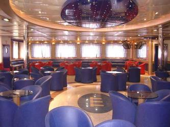 Lounge on Ferry