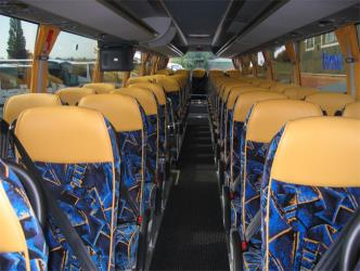 Owen's Travelmaster Interior