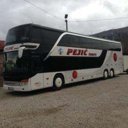 Pejic tours bus