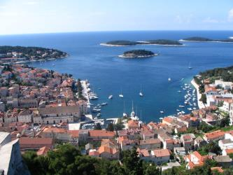 Port of Hvar