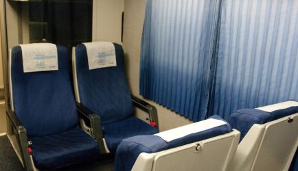 Renfe AVE 2nd Class