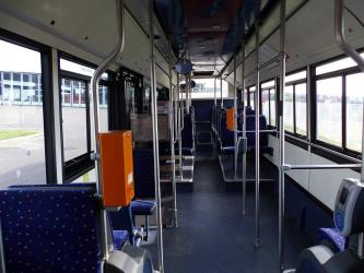 LIA Bus Interior