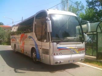 Iveco Euroclass 55 seater bus