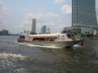 Chao Praya Express Boat