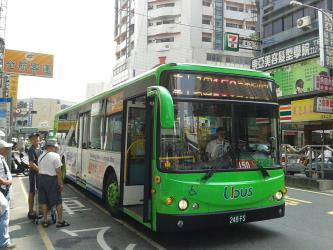 Taichung City Bus route