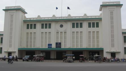 Royal Phnom Penh Station