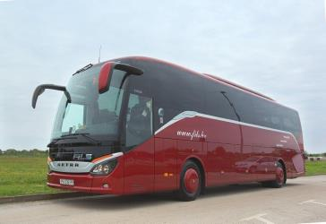Setra 51 seater bus