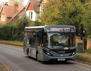 Enviro200 in Connector livery