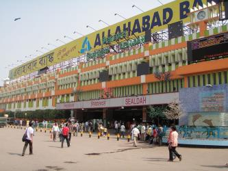Kolkata Sealdah Station