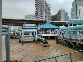 Sathorn Pier Jetty