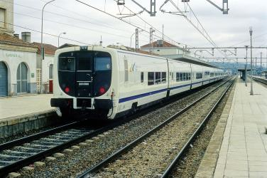 Renfe Sleeper Train