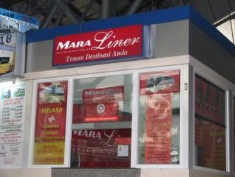 Mara Liner Ticketing Counter
