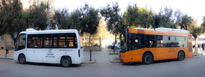 Urban Service of San Severo