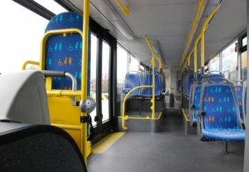 Double decker bus seating