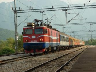Belgrad to Bar overnight train