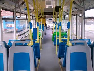 EMT Bus Interior