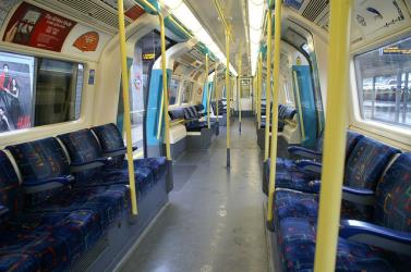 London Underground Interior