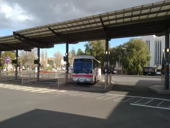 Geelong Bus Station