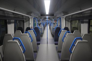 Great Northern Class 717 interior