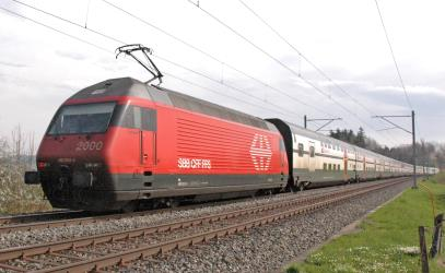 Swiss Railways Interregio