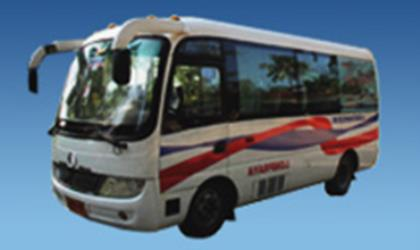 Lomprayah 18 Seat Mini Bus