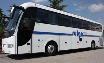 Sulga autolinee bus side