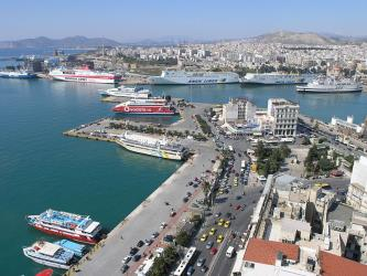 Port of Piraeus/Athens