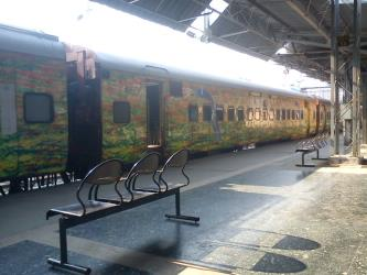 Madurai Duronto train