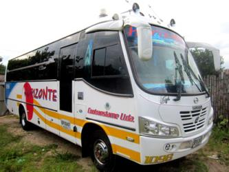 Cootranstame Mini Bus