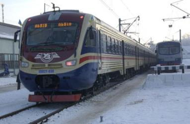 Lviv Railways Train