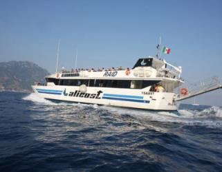 Alicost ferry back