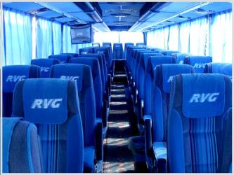 Bus seats in RVG