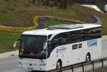 Istanbul Airport Bus Transfer