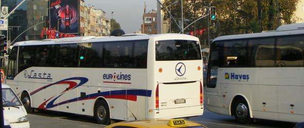 Lasta Bus Backside