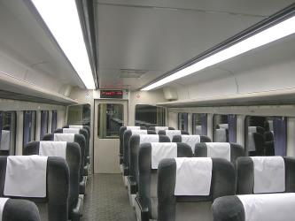 Ordinary seat Interior