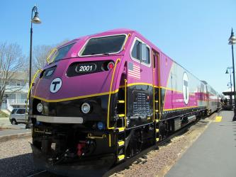 Commuter Rail Exterior