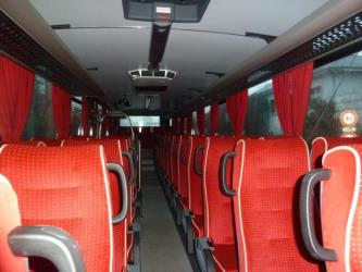 Sovetours Bus Interior