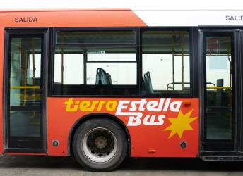The Tierra Estella Bus city bus service