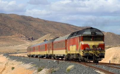 Moroccan Railways country