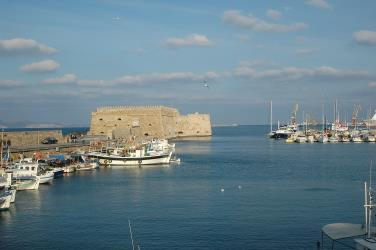 Port of Heraklion