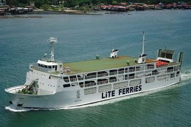 Exterior of Lite Ferries