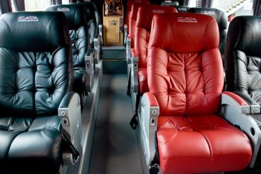 Bus Interior executive